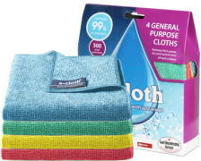 e-cloth General Purpose Cloths (4)